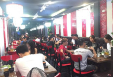 Sang nhượng nhà hàng buffet lẩu nướng 358 Thái Hà