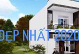 Nhà hai tầng đẹp nhất 2020