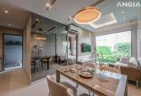 Chỉ 599 triệu sở hữu căn hộ 59m2, 2PN-2WC, nằm trong lõi trung tâm hành chính Bình Chánh