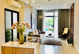 Cho thuê căn hộ cao cấp Compass One trung tâm TP. Thủ Dầu Một. ( DT: 95m, 3 PN ). Giá: 18 triêu/tháng.