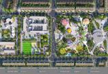 Khu đô thị thương mại giải trí Gem Sky World Đất Xanh với quy mô 92,2 hecta