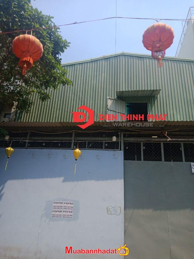 cho thuê(500m2;600m2,800m2;1.000m2) gấp kho xưởng Trương Phước Phan,Liên Khu 10-11,Tân Hòa Đông