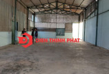 Cho thuê nhà xưởng đường Bình Long quận Bình Tân 250m gía 22tr
