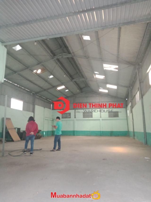 Cần cho thuê gấp kho  xưởng đường Quốc Lộ 1A quận Bình Tân 300m giá 28tr