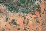 Bán lô góc MT QL1A, cách CT Bắc-Nam giai đoạn 2 1km, hàng nghìn lượt xe qua lại mỗi ngày