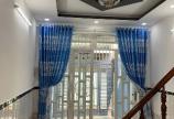 Nhà mới giữ sổ 3.5m*14m 1 lầu Thới Tam Thôn 12, gần Tô Ký, giá 1.4 tỷ