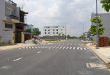 Sang gấp lô đất 110m2 thổ cư trong khu dân cư liền kề  siêu thị Aeon Bình Tân giá chỉ 3.520 tỷ