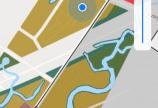 Căn góc 3 mặt tiền hẻm xe hơi xã Nhơn Đức xây dựng tự do