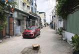 Đất Thổ Cư hẻm xe hơi Thị trấn Nhà Bè