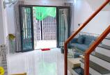 Bán nhà lầu Nguyễn Thị Đặng, gần Thế Giới Di Động Quốc lộ 1A, Quận 12, 3,8x11m giá 915 triệu