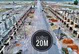 Bán đất ngay Trung tâm hành chính Bình Dương 860tr/nên thổ cư 100%