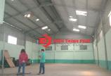 Cho thuê nhà xưởng đường số 6 (Bên kia quốc lộ )quận Bình Tân 550m giá 40tr