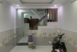 Chính chủ bán nhà 60m2 đường Song Hành, Trung Chánh, bán 1 tỷ 550tr, sổ riêng, đường ô tô