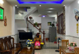 Cần bán nhà Bà Điểm, Hóc Môn đường Thái Thị Giữ gần chợ Cây Me gồm 1 lầu/49m2 bán 1 tỷ 150 triệu