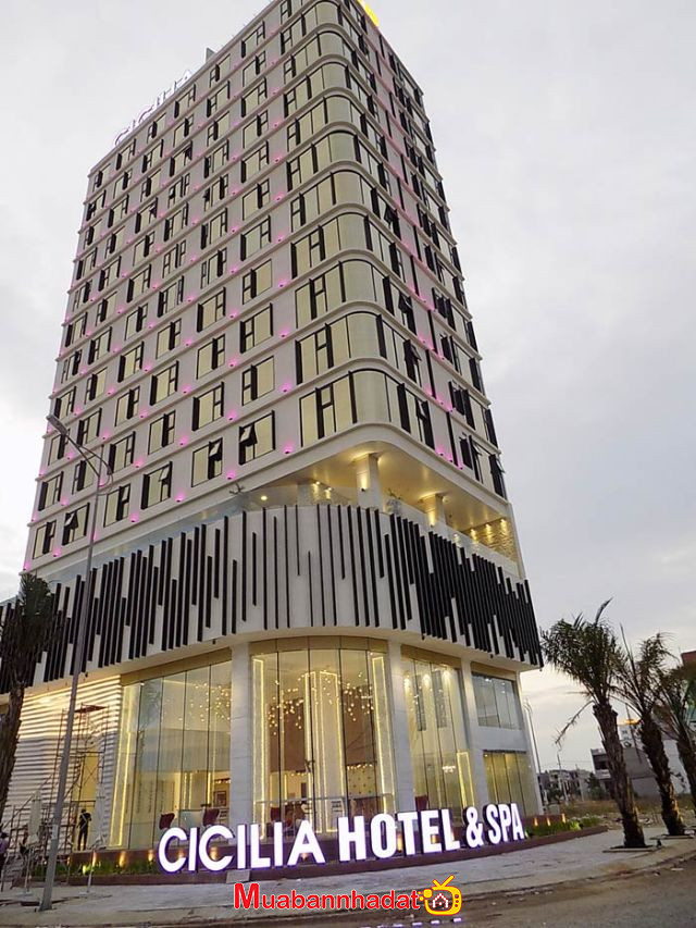 Định cư Mỹ bán gấp tòa building p. Bến Nghé q1 DT 14x20m hầm 11 lầu LH 0902316906