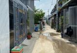 Nhà đẹp 4m*12m đúc lửng 2 phòng ngủ Nguyễn Thị Ngâu hẻm xe hơi giá 1.35 tỷ