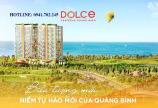 Siêu phẩm đầu tư BĐS đầu năm 2021 tại Quảng Bình. Căn hộ 6* Dolce Penisola giá chỉ 800 triệu đồng
