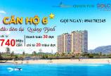 Chỉ 780 triệu mua đứt căn hộ biển 6* ở Quảng Bình. Lợi nhuận thu về trên 20tr/ tháng