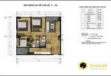 Bán căn hộ chung cư CT5 - 6 Lê Đức Thọ diện tích 100.6m2 giá bán 2.95 tỷ liên hệ 0919677966