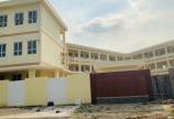 Bán đất khu dân cư Mỹ Hạnh Nam , 4 x 20 đối diện cổng trường học giá 1 tỷ 050 triệu sổ riêng thổ cư