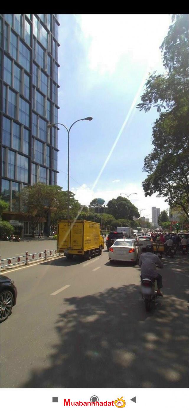 Bán nhà MT đường Nguyễn Đình Chiểu, P Đa Kao, Q1 DT:20x46m. Gía: 205 tỷ