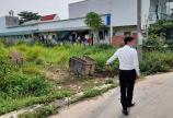 Bán ngay lô đất mặt tiền Trần Văn Giàu gần KCN đông dân cư  5*25,giá 900 triệu