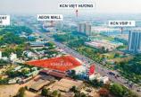 Sở hữu căn hộ liền kề Aeon Mall VSIP chỉ từ 100tr triệu (5%) ký ngay HĐMB