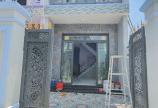 Nhà mới sổ hồng riêng, đối diện UBX Hưng Long, gần trường học,giá 2ty6
