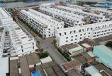 Bán nhà trong trung tâm Bến Lức - Thanh toán 1 tỷ nhận nhà - Sổ hồng riêng thổ cư - DT: 175m2