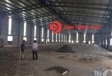 Cho thuê kho xưởng đường nguyễn Cữu Phú_Bình Chánh 2.000m giá 130tr /th