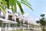 Bán gấp nhà phố khu Khang Điền - Bình Chánh nhà ngay view hồ bơi, công viên LH 0939.964.***