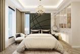Bán gấp căn hộ chung cư Vinhomes Centro Park tầng cao thoáng mát, nội thất thông minh