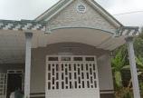 Nhà cấp 4 mái thái thổ cư 600m tại TT Ngả Sáu, Châu Thành, Hậu Giang