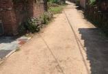 Bán lô đất 120.4m2, đất thổ cư, gần khu Công Nghiệp Yên Sơn- Bắc Lũng,sổ đỏ.